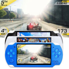 Built-In 10000Games 32Bit 4.3'' 8GB Portable Video Handheld Game Console