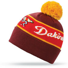 Dakine Beer Run Homme Couvre-chefs Bonnet - Red Une Taille