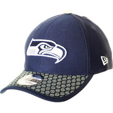 New Era Onf Nfl17 3930 Sl Otc Unisexe Couvre-chefs Casquette - Seattle Seahawks