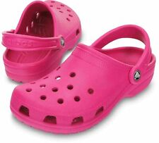 SABOT CROCS 10001-6XO CLASSIC ROOMY FIT CANDY PINK MODA MARE PISCINA DONNA
