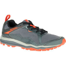 Merrell All Out Crush Light Mens Footwear Trail Shoes - Grey Orange All Sizes