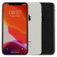 Apple iPhone X - 64GB 256GB - Silber Spacegrau - Smartphone - Ohne Simlock - WOW