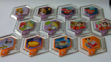 DISNEY INFINITY POWER DISCS (1.0 - Series 1 2 3) & (2.0 + Marvel)
