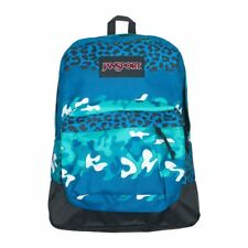 Jansport Black Label Superbreak Homme Sac à Dos - Navy Animal Camo Une Taille