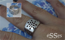 Anillo en Acero Mujer - Womens Stainless Steel  Ring