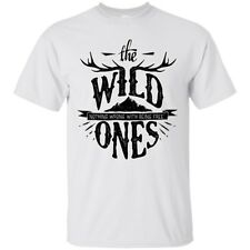 The Wild Ones T-shirt, Nothing Wrong With Being Free Shirt, Wilderness Tee