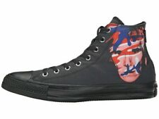 Converse Chuck Taylor All Star Andy Warhol Black/Red/Blue 149486C 8.5 9 10  10.5