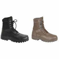 Grafters - Botas de combate forro Thinsulate modelo G-Force para hombre (DF704)