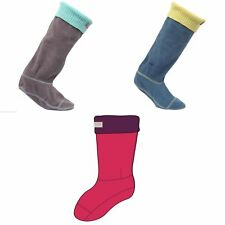 Regatta Great Outdoors - Calcetines de polar para las botas de agua (RG1540)