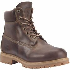 Timberland Heritage Classic 6 Inch Premium Waterproof Homme Bottes - Brown
