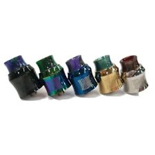 WOTOFO RECURVE RDA 24MM HIGH QUALITY 1:1 + BOTTOM FEED PIN + ACCESSORIES UK