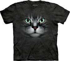 The Mountain Maglietta Emerald Eyes Cats Adulto Unisex