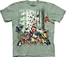 The Mountain Maglietta Butterflies Nature Bambino Unisex