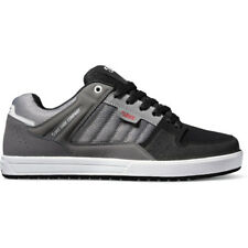 Dvs Portal Homme Chaussures Chaussure - Charcoal Grey Leather Nubuck
