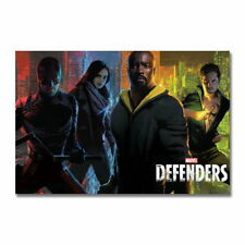 119053 The Defenders TV Series Decor WALL PRINT POSTER FR