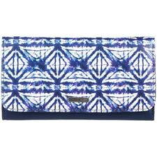 Roxy My Long Eyes Womens Wallet/purse Purse - Dress Blues Geometric Feeling
