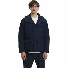 Penfield Kasson Homme Veste - Navy Toutes Tailles