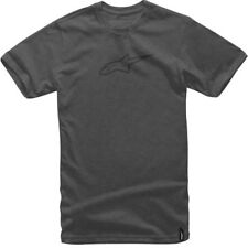 Alpine Stars Ageless Ii Homme T-shirt à Manche Courte - Charcoal Heather Black