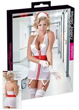 Mini abito infermiera Sexy Nurse Cottelli Sexy shop donna travestimento erotic