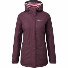 Craghoppers Madigan Classic Thermic Womens Jacket Synthetic Fill - Dark Rioja