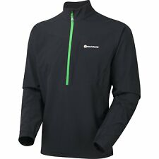 Montane Dyno Stretch Pull On Homme Veste Soft Shell - Black Toutes Tailles