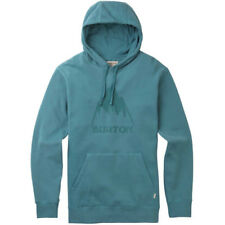 Burton Classic Mountain High Mens Hoody - North Atlantic All Sizes