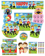 The Wiggles Party Supplies Cups Plates Napkins Banners Balloons Guest Packs