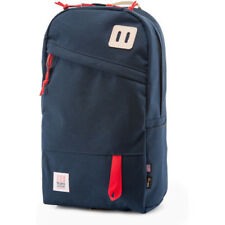 Topo Designs Daypack Unisexe Sac à Dos - Navy Une Taille