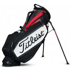 TITLEIST 2017 STAFF TOUR DUAL CARRY STRAP GOLF STAND BAG / RRP £199 / BE QUICK