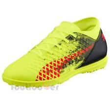 Scarpe Calcetto Puma Future 18.4 TT Jr 104351 01 Junior Calzino Fizzy Yellow Red