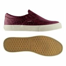 SLIPON SUPERGA 2311 SCARPE Sneaker DONNA CHIC FASHION MODA Aut/Inv bordeaux A77w
