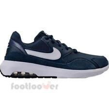 Nike Air Max Nostalgic 916781 400 Mens Running Shoes Navy Casual Trainers