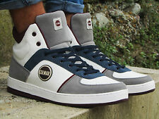 Scarpe Colmar Renton AW 16 Originals 003 White Burgundy Navy Grey Uomo