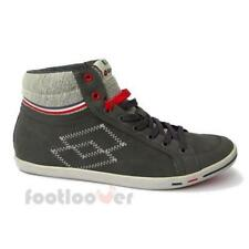 Scarpe Lotto Wayne Mid IV VTG Q7553 Uomo Sneakers Vintage Grey Limited IT
