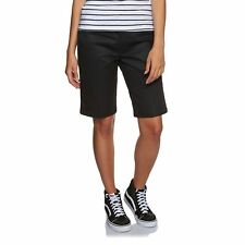 Dickies 11 Inch Slim Straight Work Femme Shorts - Black Toutes Tailles