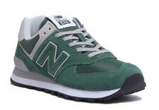 New Balance ML 574EGR Men Suede Mesh Green Trainers Size UK 6 -12