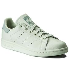 Adidas Originals Stan Smith Linen Green Mens Trainers Size.UK-9.5, 12  -- CP9703