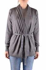 Liu Jo WH6-BC33054-AR358-Grigio cardigan Women's - colour Grey MY