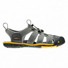 Keen Clearwater Cnx Homme Chaussures Tongs - Gargoyle Super Lemon Toutes Tailles