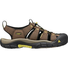 Keen Newport H2 Homme Chaussures Tongs - Dark Earth Acacia Toutes Tailles