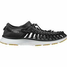 Keen Uneek O2 Homme Chaussures Tongs - Black Harvest Gold Toutes Tailles