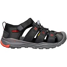 Keen Newport Neo H2 Enfant Chaussures Tongs - Black Firey Red Toutes Tailles