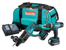 Makita DLX2025M LXT 2 Piece Kit 18V 2 x 4.0Ah Li-ion