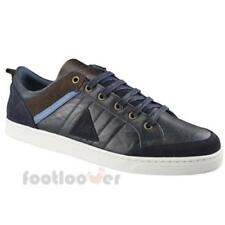 Scarpe Le Coq Sportif Obaldia Low Leather Suede 1810558 Uomo Dark Blue Sneakers
