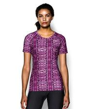 Under Armour Women's Heatgear Alpha Printed T-Shirt