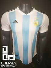 ARGENTINA MEN HOME WORLD CUP 2018 CLIMACHILL PLAYER JERSEY
