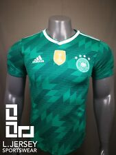 GERMANY MEN AWAY WORLD CUP 2018 CLIMACHILL PLAYER JERSEY