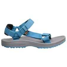 Teva Winsted Solid Womens Footwear Sandals - Ceramic Blue All Sizes