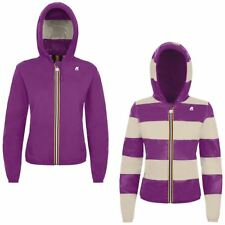 K-WAY LILY PLUS DOUBLE INSERTED giacca reverse KWAY DONNA Variable Meteo 903itov