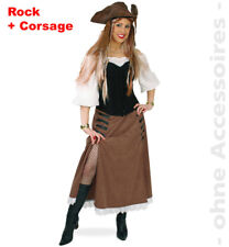 Pirata Donna Costume Piratenlady Sciabole di Taglio Riverso Hostess da